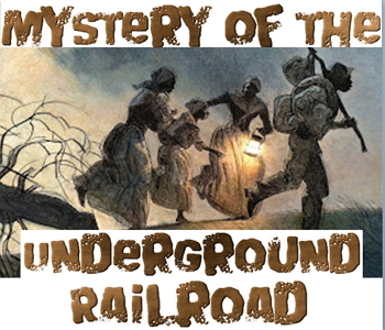 Project based learning: Mystery of the Underground Railroad Conductor