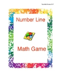 Game- Number line Math Game