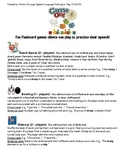 Game On! Flashcard Games