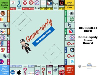 Game-Opoly: Gamify Your Classroom!