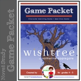 Game Packet for Wishtree by Katherine Applegate
