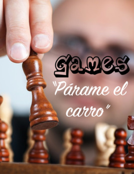 """Game: """"Párame el Carrro"""""""