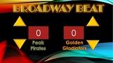 Game Scoreboard Editable
