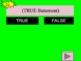 Game Show/Quiz Show (1-Round PowerPoint Template)