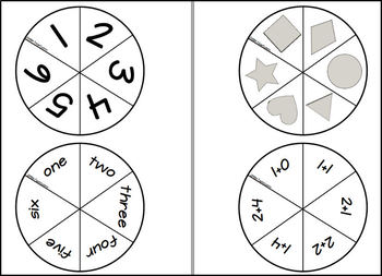Game - Spinner Templates
