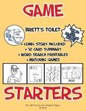 Game Starters: Brett's Toilet