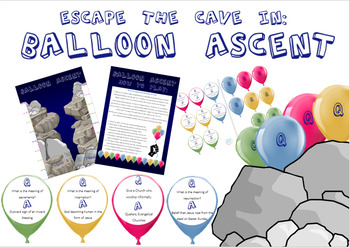 Game Template: Baloon Ascent!