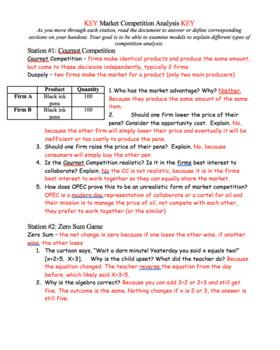Game Theory - Station Analysis