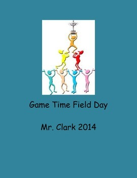 Field Day Game Time