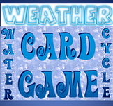Game: Water cycle & weather card game