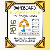 Reward Charts for Google Classroom | Behavior Management |