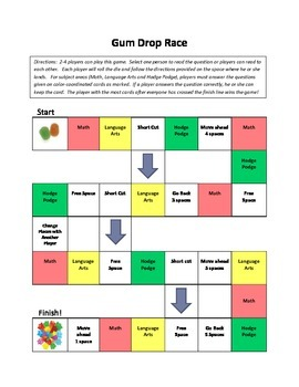 Game board for all ages and skills
