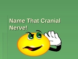 Game for Cranial Nerves (like Name that Tune)