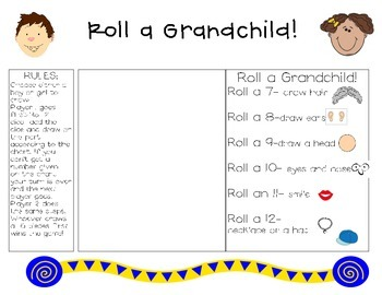Game for Grandparents Day