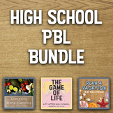 Game of Life, Plan a Vacation and Grocery Planning - Project Based Learning