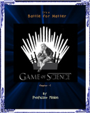Matter unit: Game of Science, Chapter - I, It's a battle f