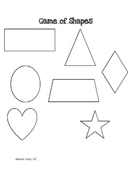 Game of Shapes!