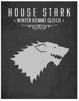 Game of Thrones: House Words in German