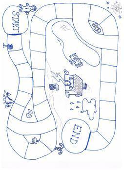 Gameboard for Parent Teacher Conferences