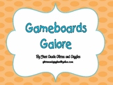 Gameboards Galore