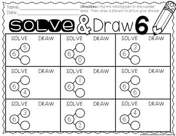 Games & Activities to Practice Composing 6-10