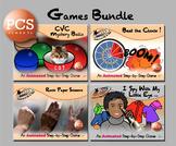 Games Bundle - PCS