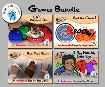 Games Bundle - SymbolStix