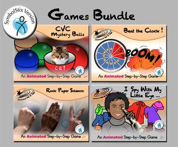 Games Bundle - SymbolStix