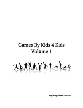 Games By Kids For Kids