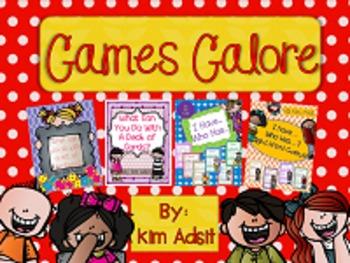 Games Galore Bundle