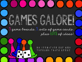 Games Galore: ELA Review Games