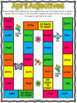 Games Galore {No Prep Math & Literacy Games for April}