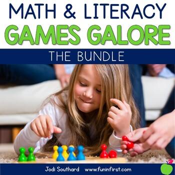 Games Galore {The Bundle}