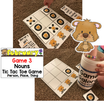 Games Galore with Punxsutawney Phil – 5 Groundhog Day Card Games