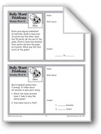 Games (Grade 3 Daily Word Problems-Week 31)
