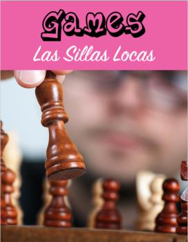 Games: Las Sillas Locas