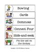 Games Matching Bundle
