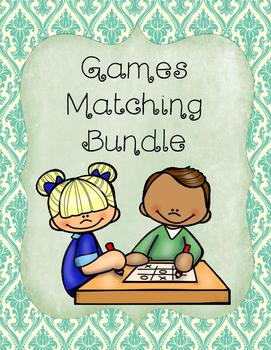 Games Matching Set