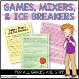 Games, Mixers, and Ice Breakers Pack
