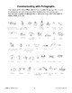 Games, Pictographs, and Word Searches