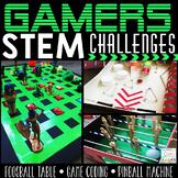 STEM Games Challenges | Back to School STEM | Summer STEM