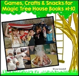 End of the Year Games for Magic Tree House Books
