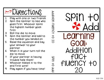 Games To Go: Math Fact Fluency Edition