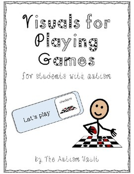 Game Visuals for Students with Autism