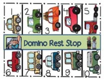 Dominoes, Domino Games: Fun Games to Teach Number