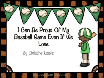 Games and Sports Social Narratives and Visual Supports for Autism (special ed)