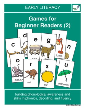 Games for Beginner Readers (2)