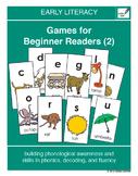 Games for Beginner Readers (2)