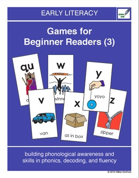 Games for Beginner Readers (3)