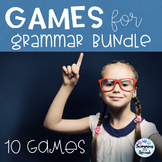 Games for Grammar Bundle